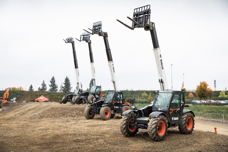 Mach10 Bobcat Demos days 2019